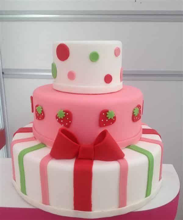 bolo da moranguinho decorado