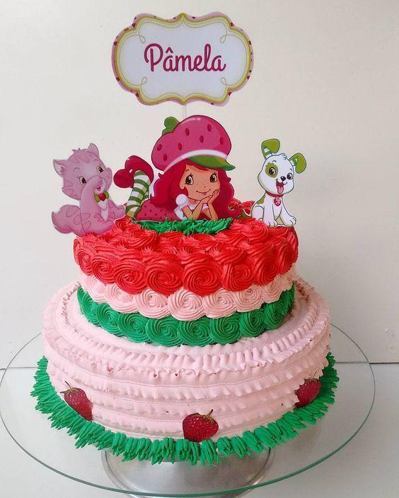 ideias de bolo