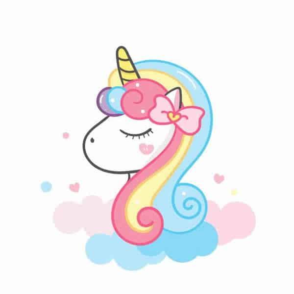 unicornio bem fofinho