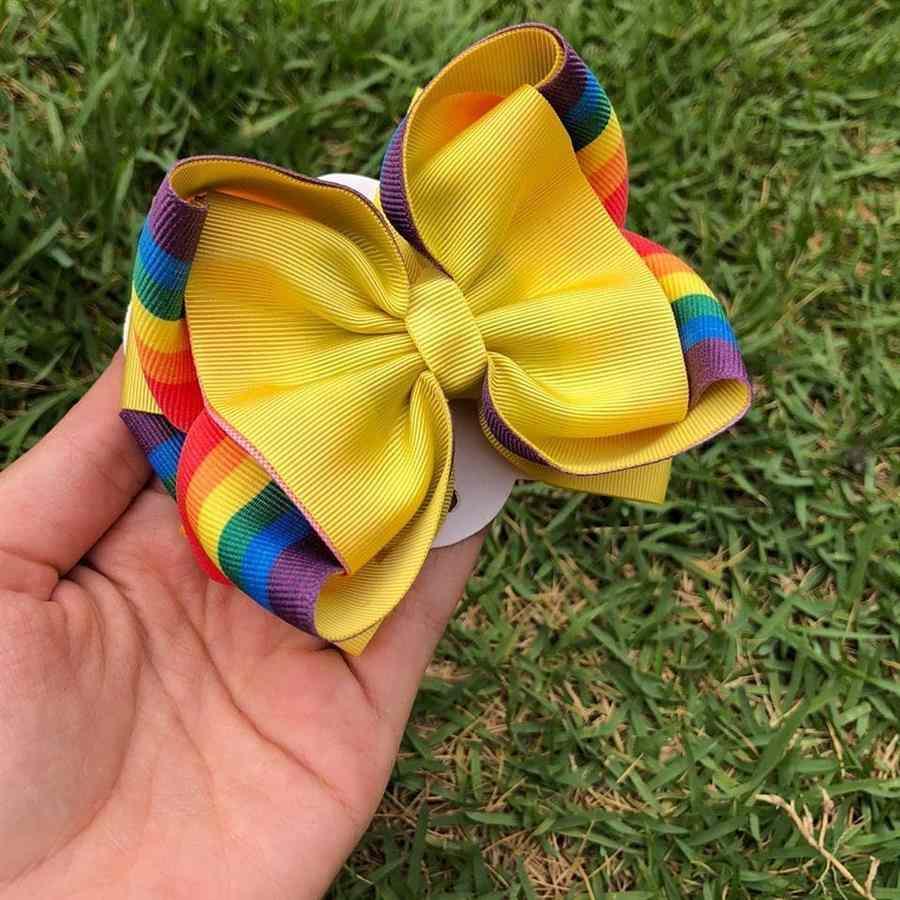 laço arco iris