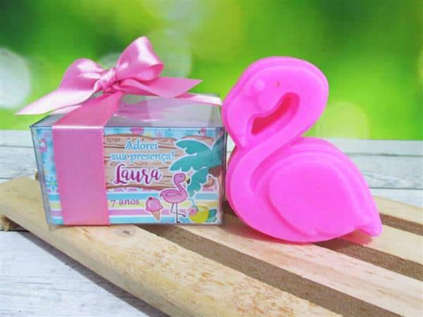 sabonete flamingo