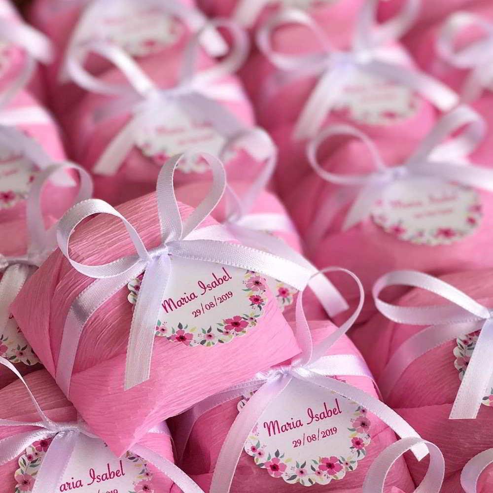 embalagem rosa