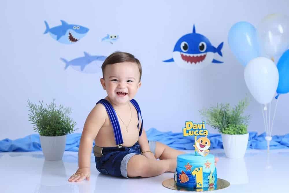 topper baby shark