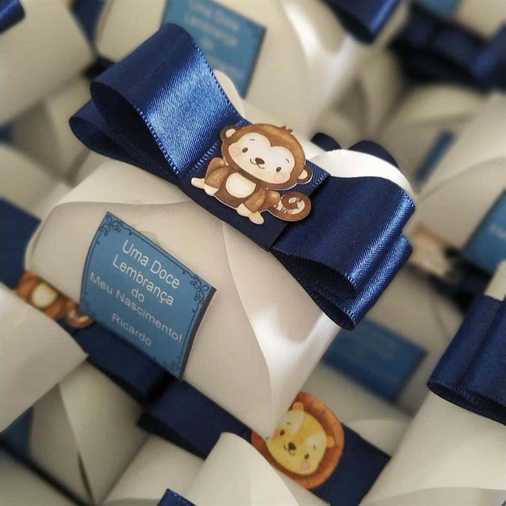 Embalagem personalizada para lembrancinha