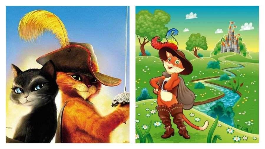 O Gato De Botas Historia Infantil Com Moral