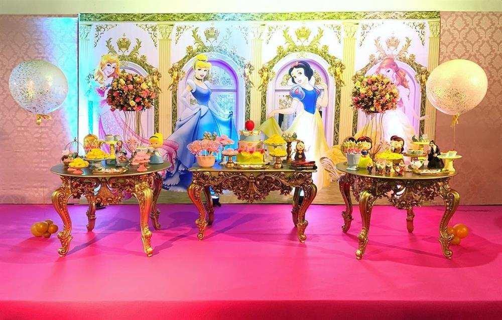festa das princesas infantil