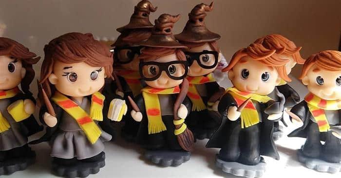 itens para festa harry potter