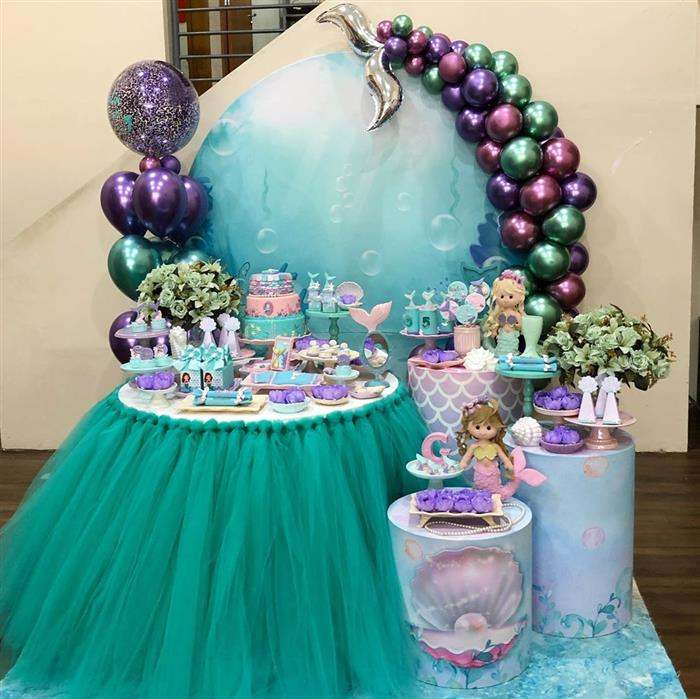 festa de sereia