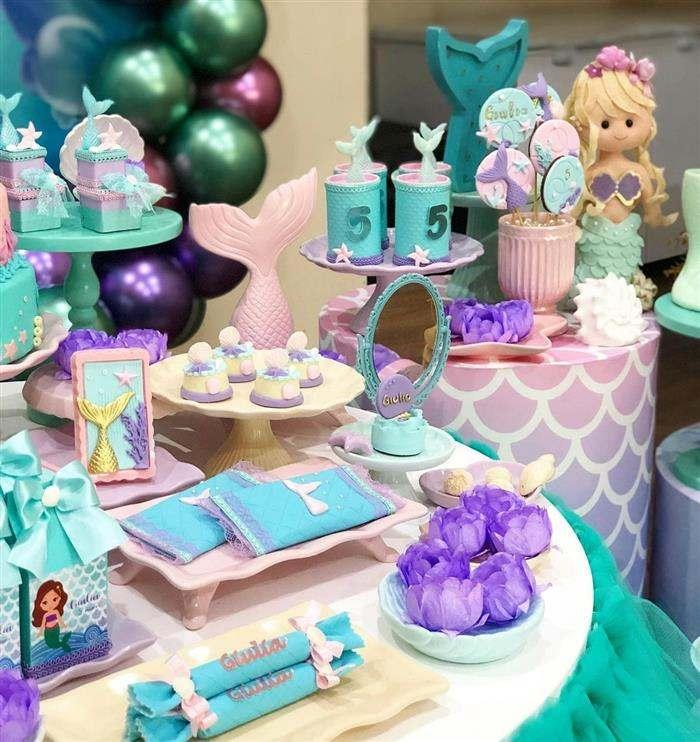festa sereia do mar