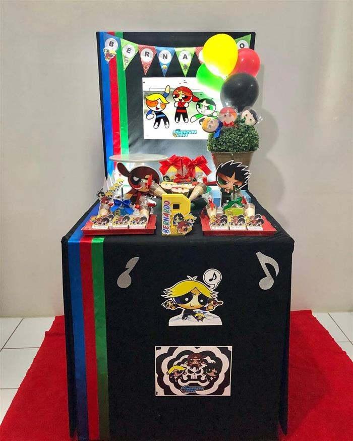 festa de aniversario infantil na caixa