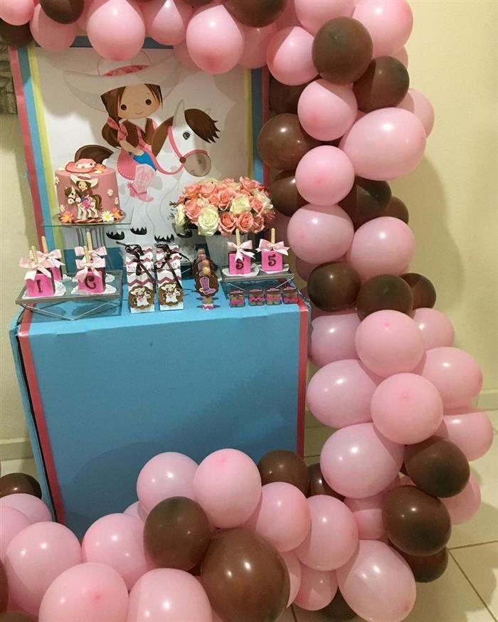 festa na caixa grande infantil personalizada