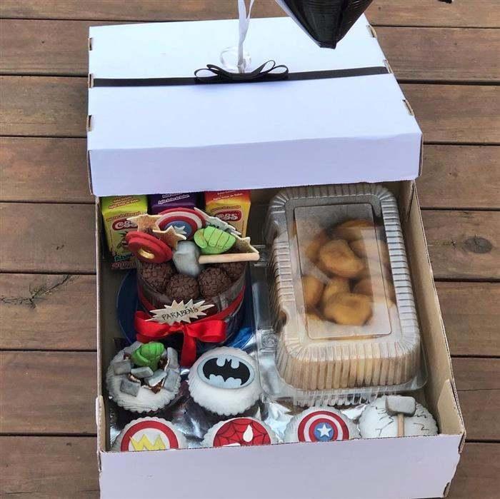 ideias de festa na caixa infantil