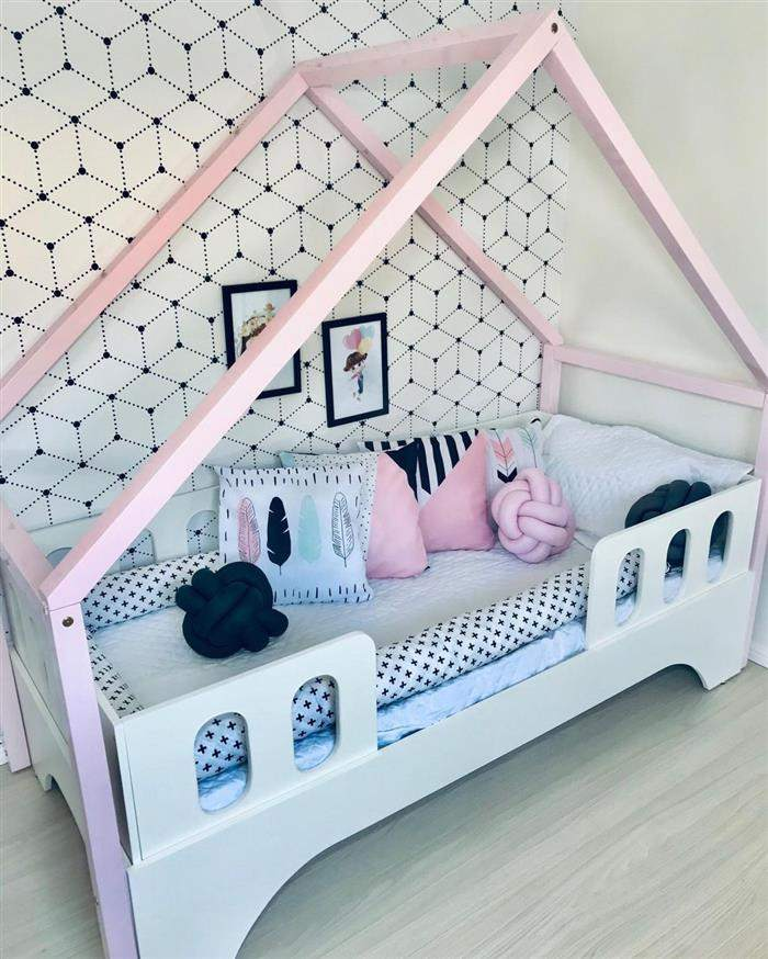 como decorar um quarto infantil feminino
