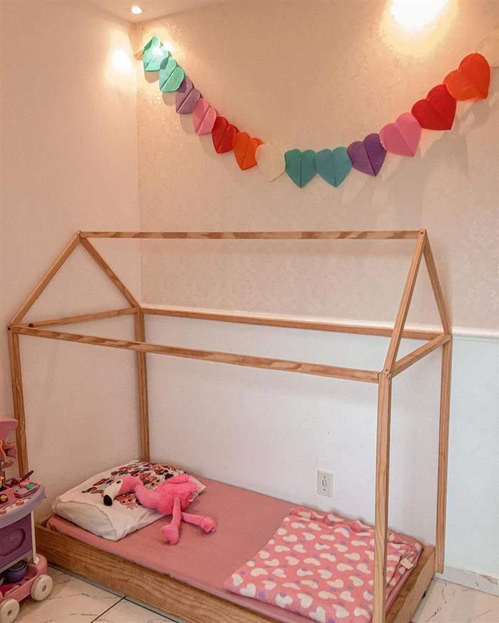ideias de quarto infantil feminino