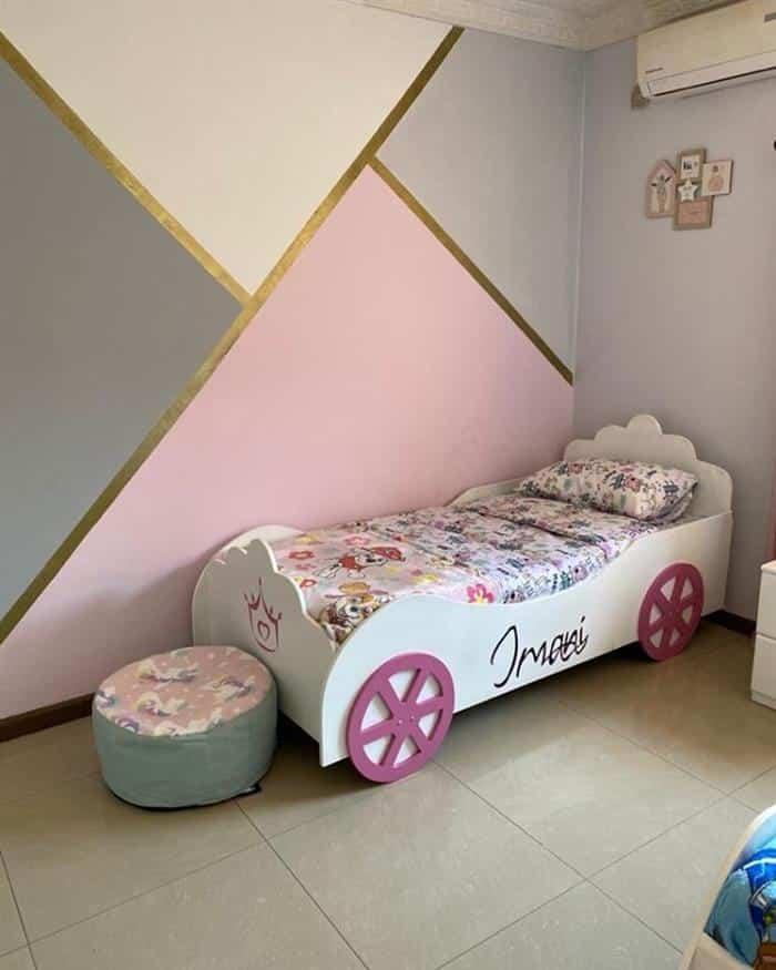 ideias para decorar quarto infantil feminino