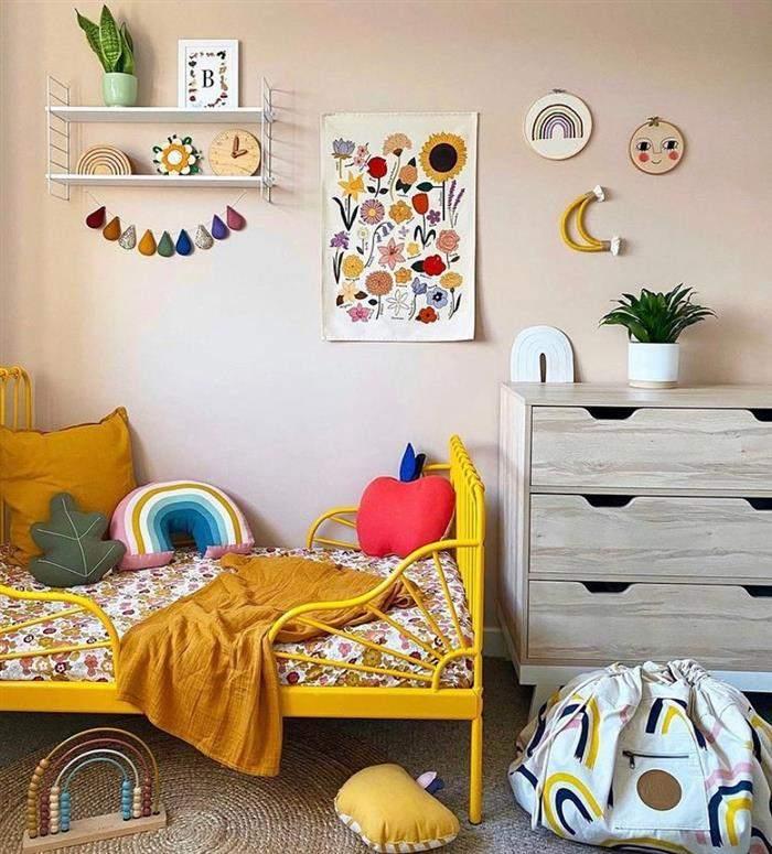 quadros decorativos para quarto infantil feminino