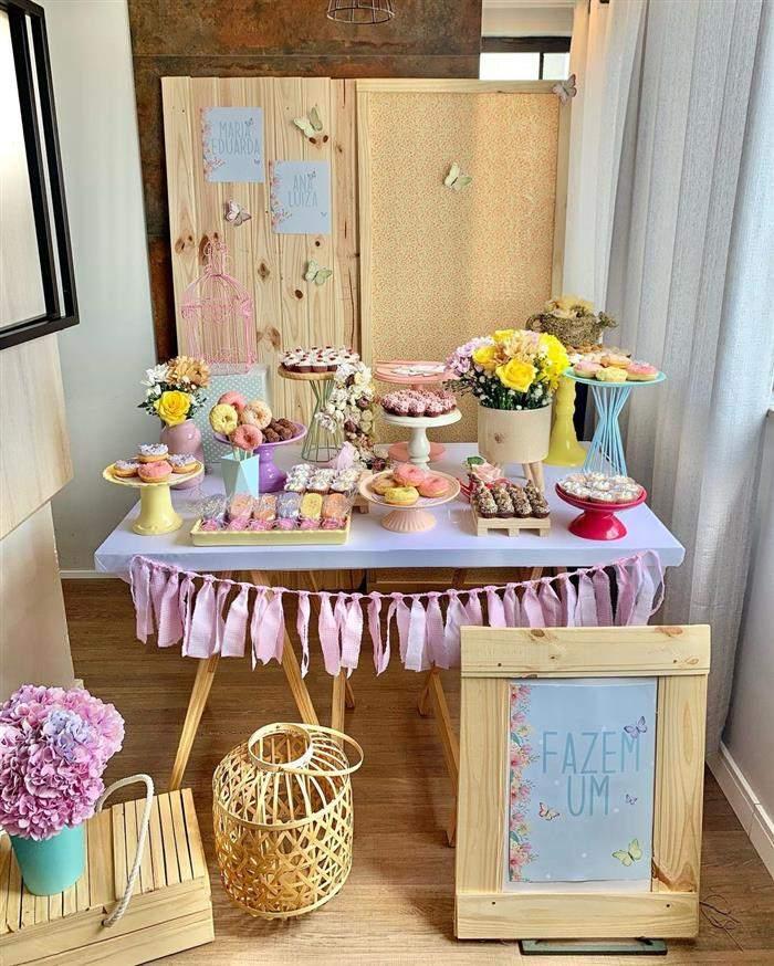 festa infantil simples como decorar